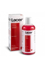 COLUTORIO LACER 500 ML. SIN ALCOHOL
