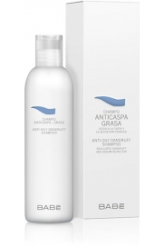 CHAMPU ANTI-CASPA BABE 250 ML.